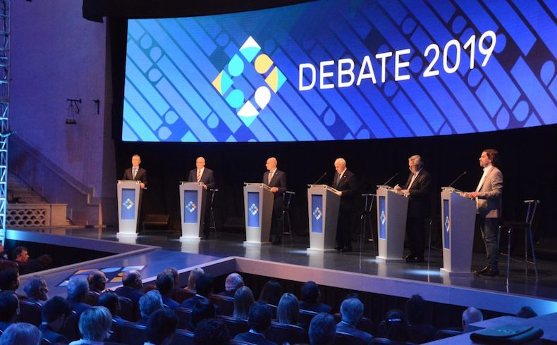 Un debate sin pena ni gloria