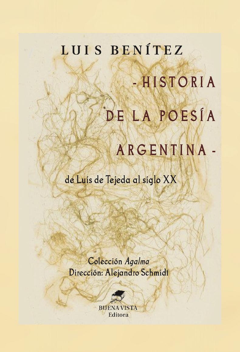 Libro Benítez 11 – Historia de la poesía argentina