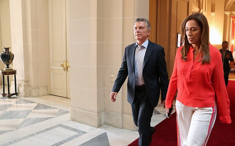 "Cristina Fernández trata a Macri de ""machirulo"", tras llamarlo ""chispita"""