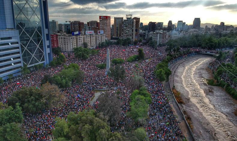 La primavera llegando a América Latina: Una mirada a Bolivia, Chile, Ecuador, Perú y Haití