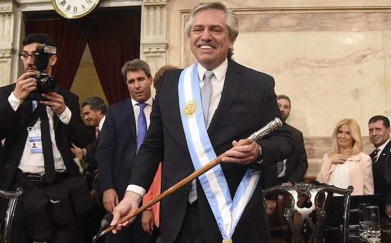 Alberto Fernández: Un mundo justo, inclusivo, pacífico
