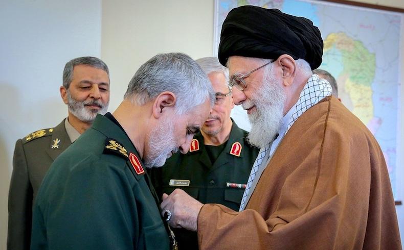 Irán y el Líbano