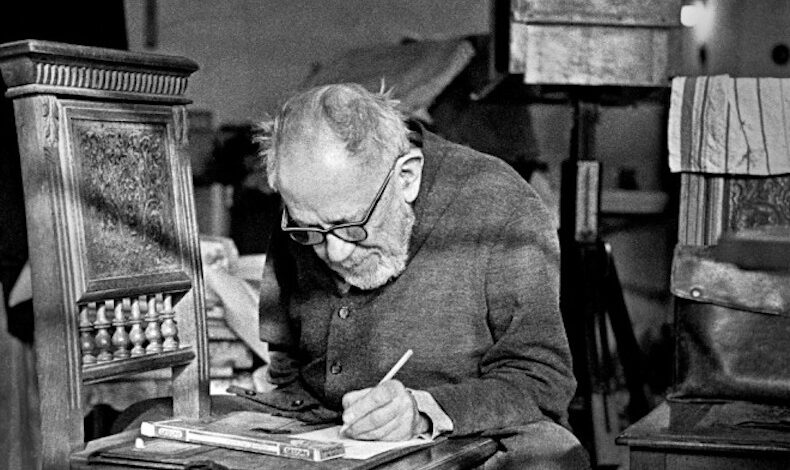 Josef Sudek, el genial fotógrafo manco