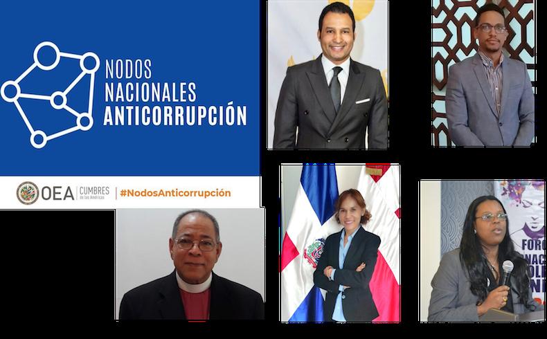 OEA conforma Nodo Anticorrupción de la República Dominicana de cara a la Cumbre de Las Américas