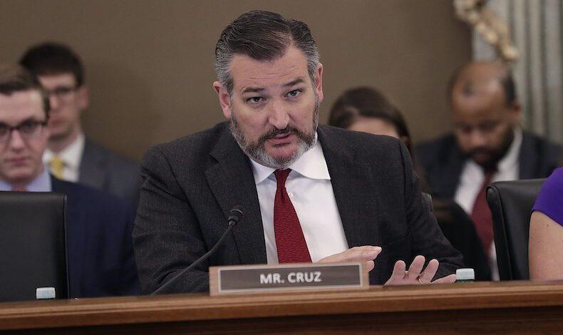 Sen. TED CRUZ: protegiendo la democracia en EE.UU.