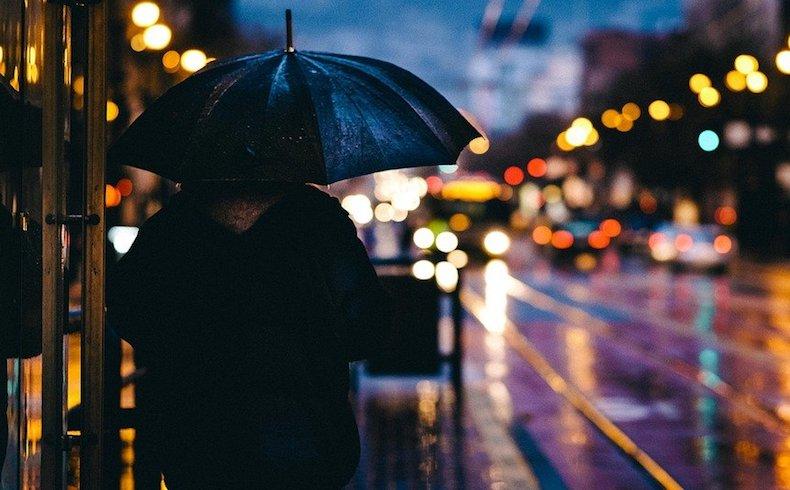 La lluvia y la bajada de temperaturas disparan el riesgo de accidente un 70%