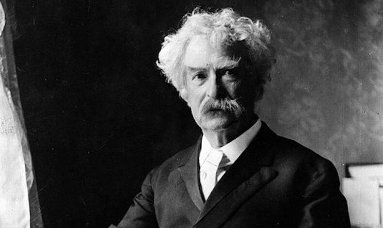 Mark Twain: símbolo de la hermandad entre Ucrania y EE. UU.