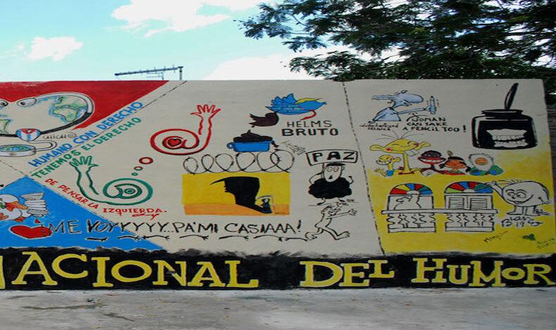 Museo Internacional del Humor en San Antonio de Baños, Cuba