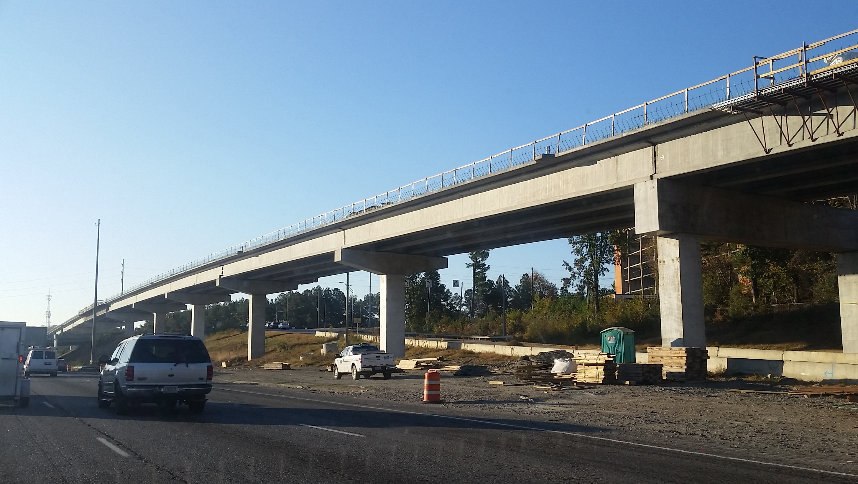 The Northwest Corridor Express toll lanes, reversible lanes along I-75/I-575 on the north side of metro Atlanta, are set to open in 2018.