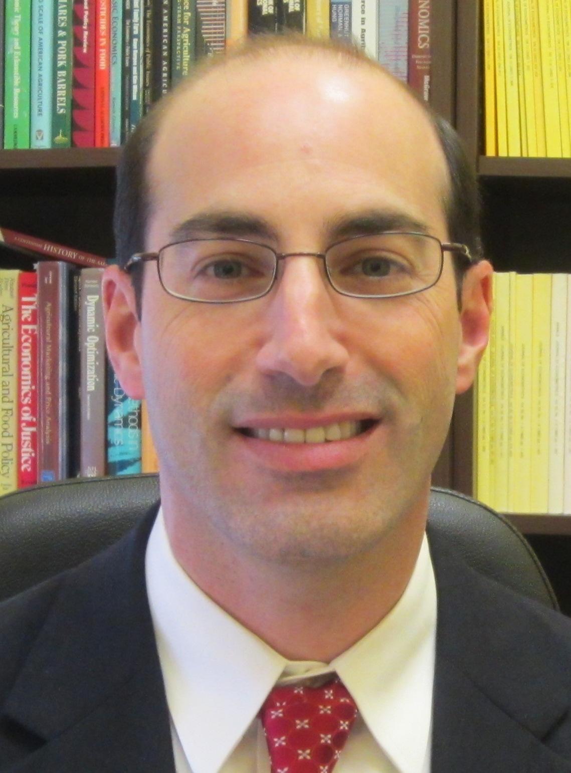 JEFFREY DORFMAN Professor of Applied Economics University of Georgia