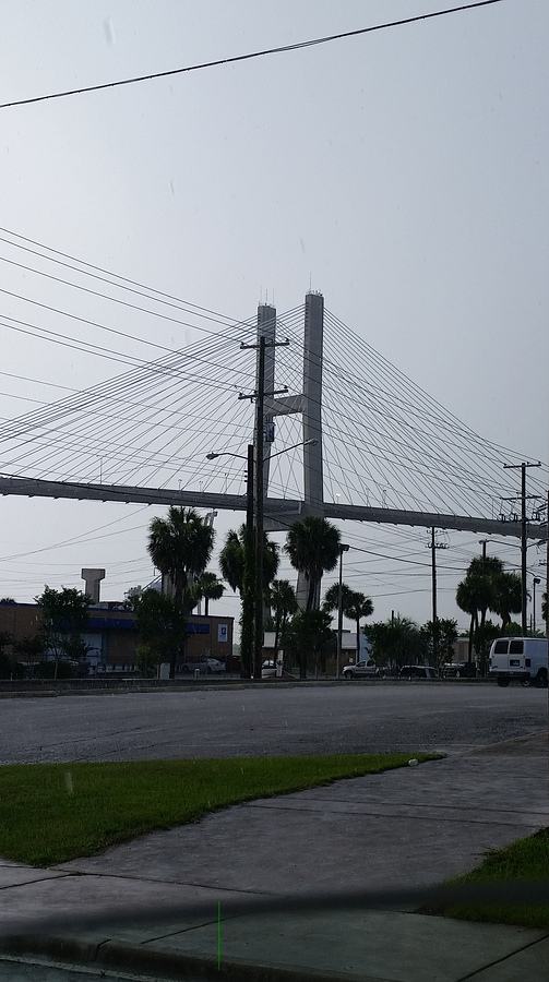 Savannah's iconic Talmadge Bridge was opened in 1991, the year the Foundation was established.