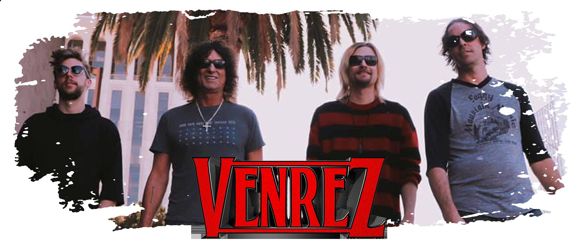 VENREZTHEBAND.COM