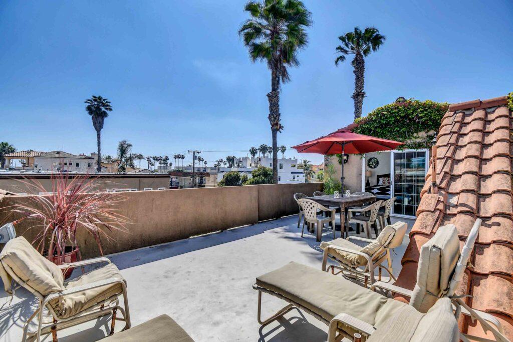 Patio Roof Top Deck Huntington Beach