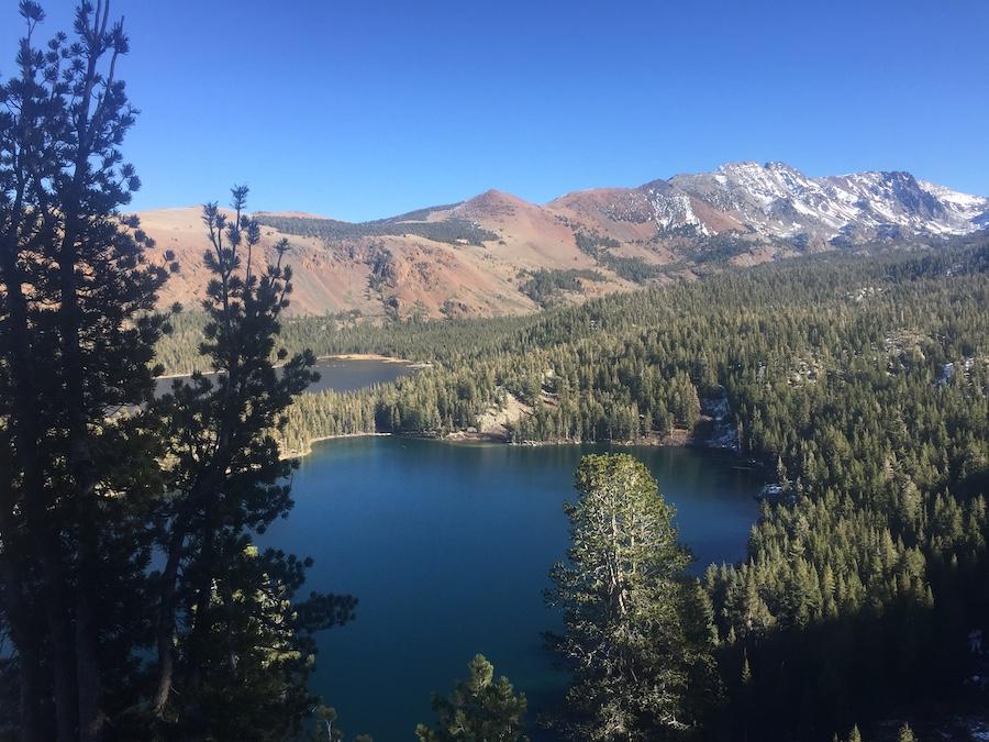 Beautiful Mammoth Lakes
