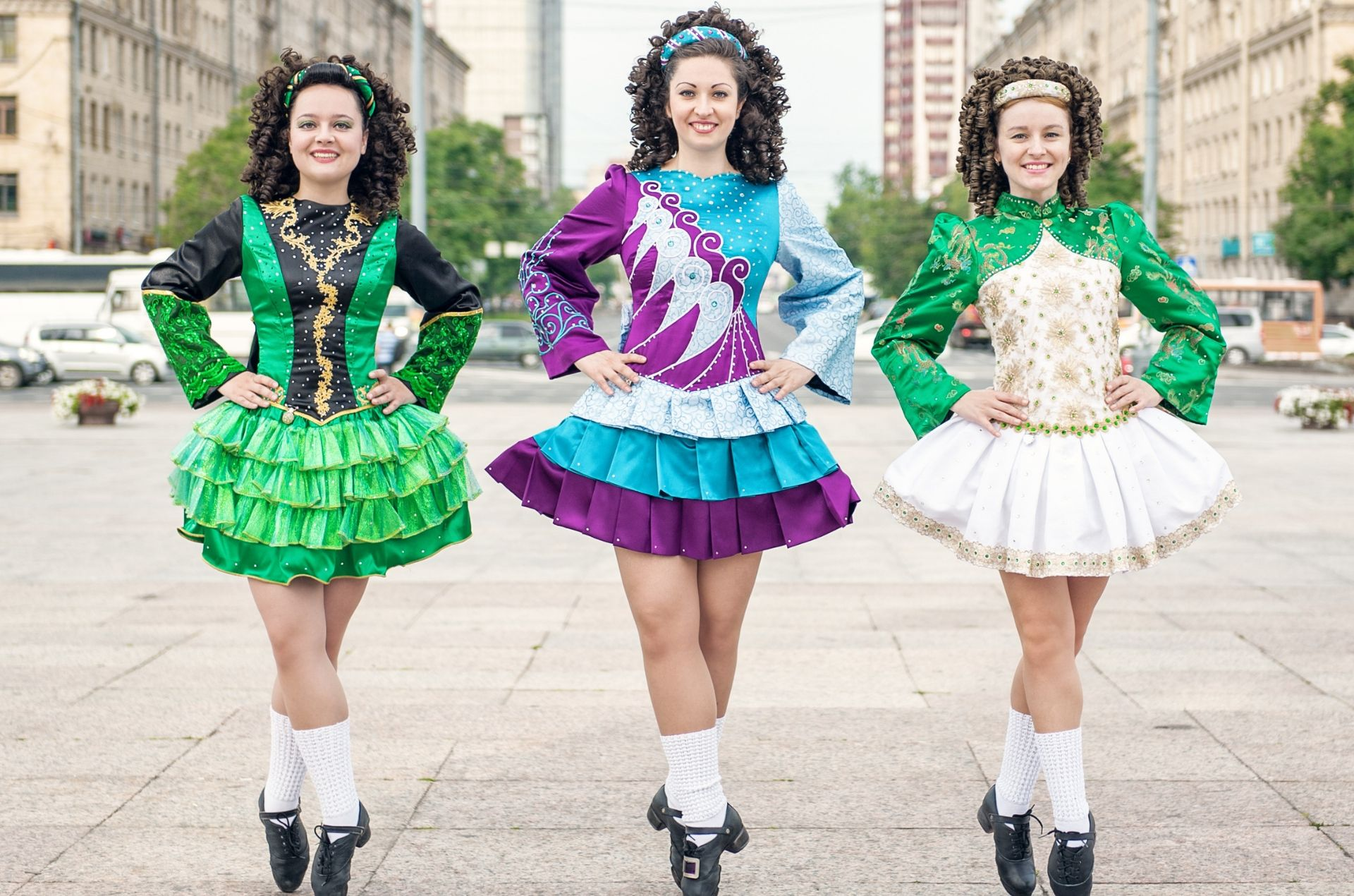 Irish Dance Lessons Fundraiser