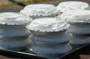 Pie Throwing Contest Fundraiser