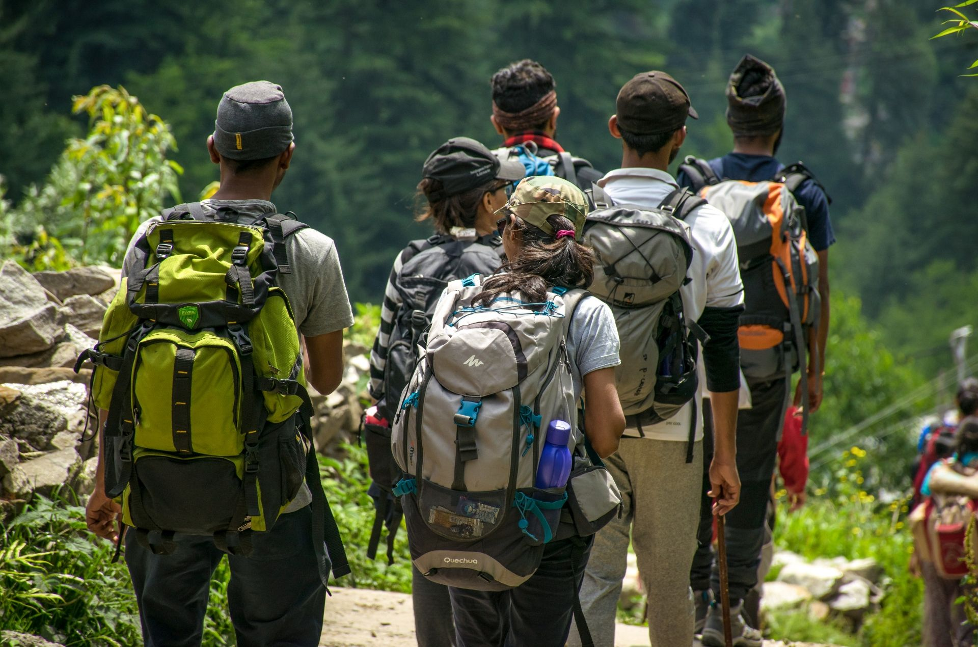Guided Trail Hikes Fundraiser