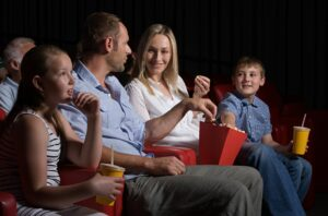 Family Movie Night Fundraiser