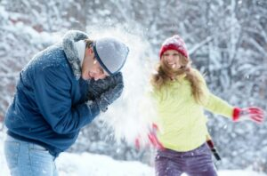 Barefoot In The Snow Challenge Fundraiser