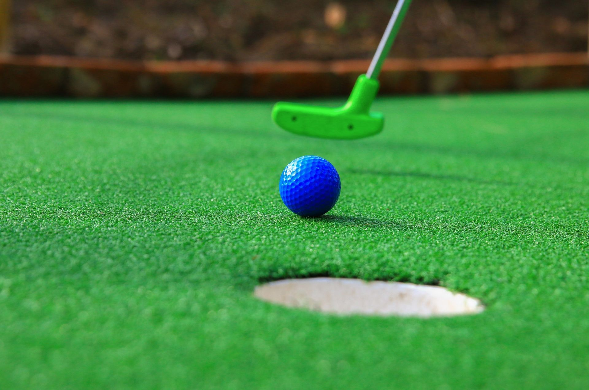 Miniature Golf Tournament Fundraiser