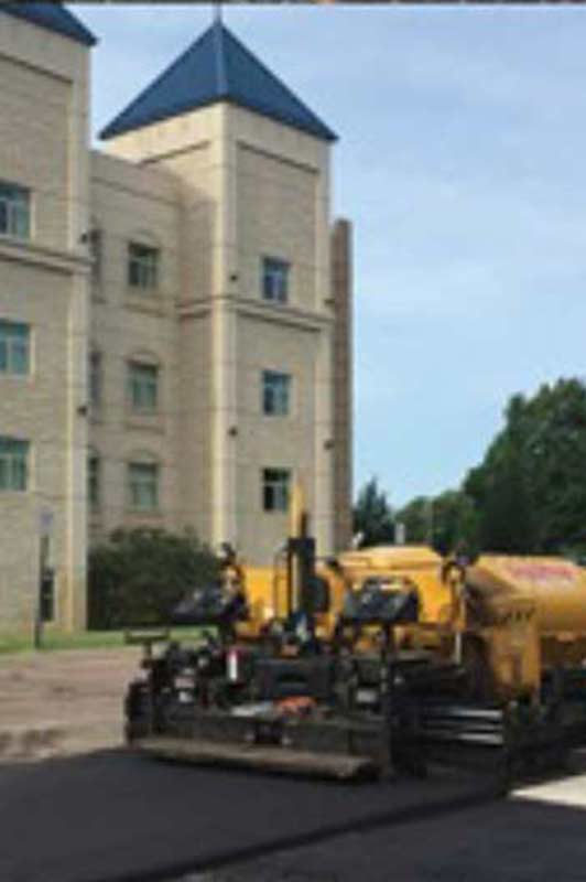 Asphalt Patching - Sanford Health.