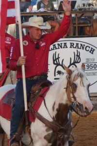 Williamson County Sheriff's Posse Rodeo 2019