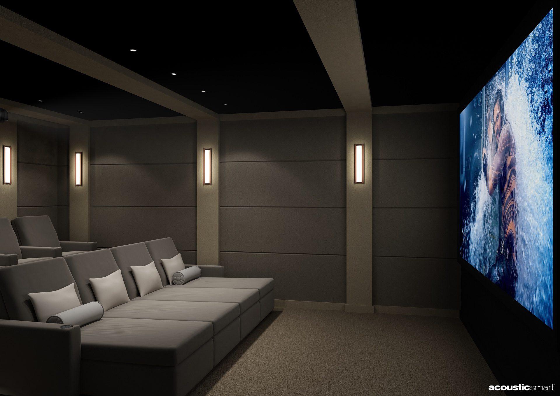 Freid Theatre Intech Audio Visual