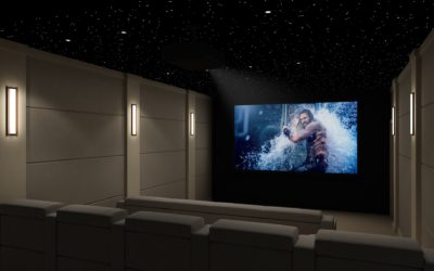 Dolby Atmos Theaters Design & Installation