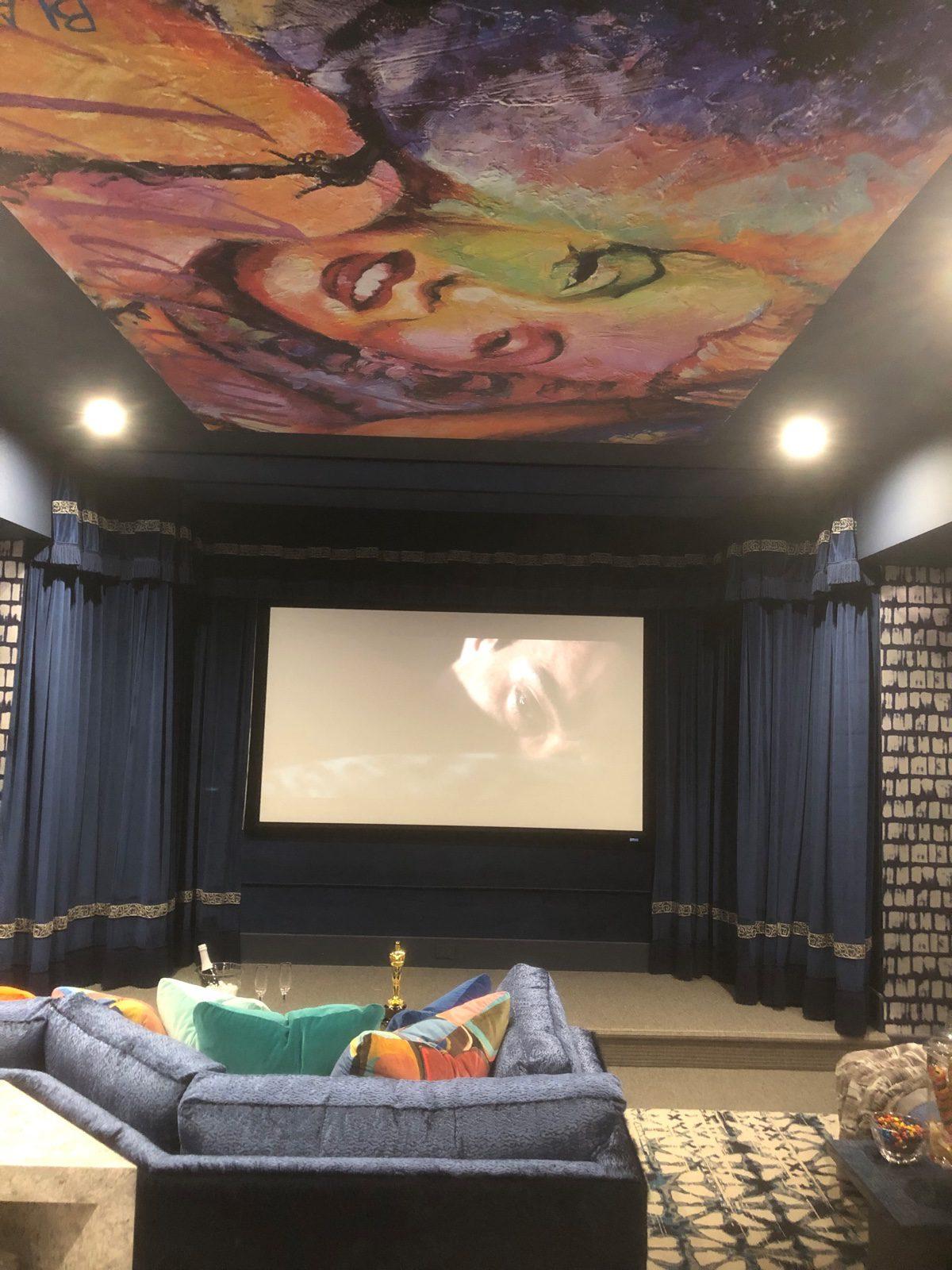 hamptons ny audio visual theater