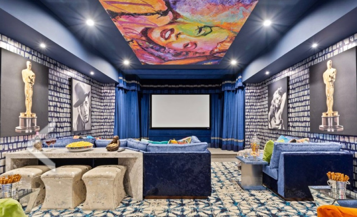 hamptons ny audio visual theater