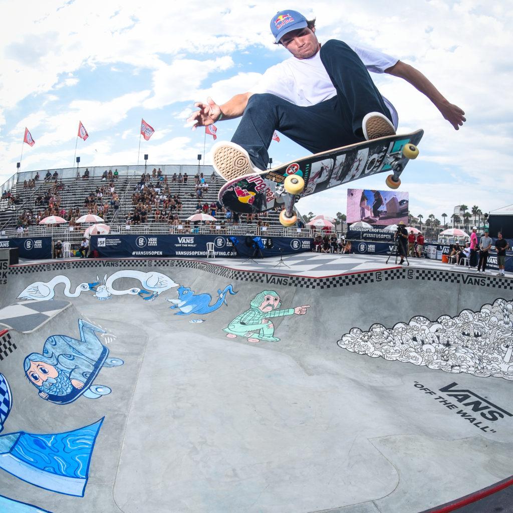 alex sorgente usa skateboarding