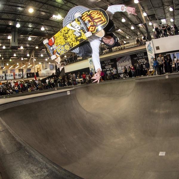 Nicole Hause USA Skateboarding
