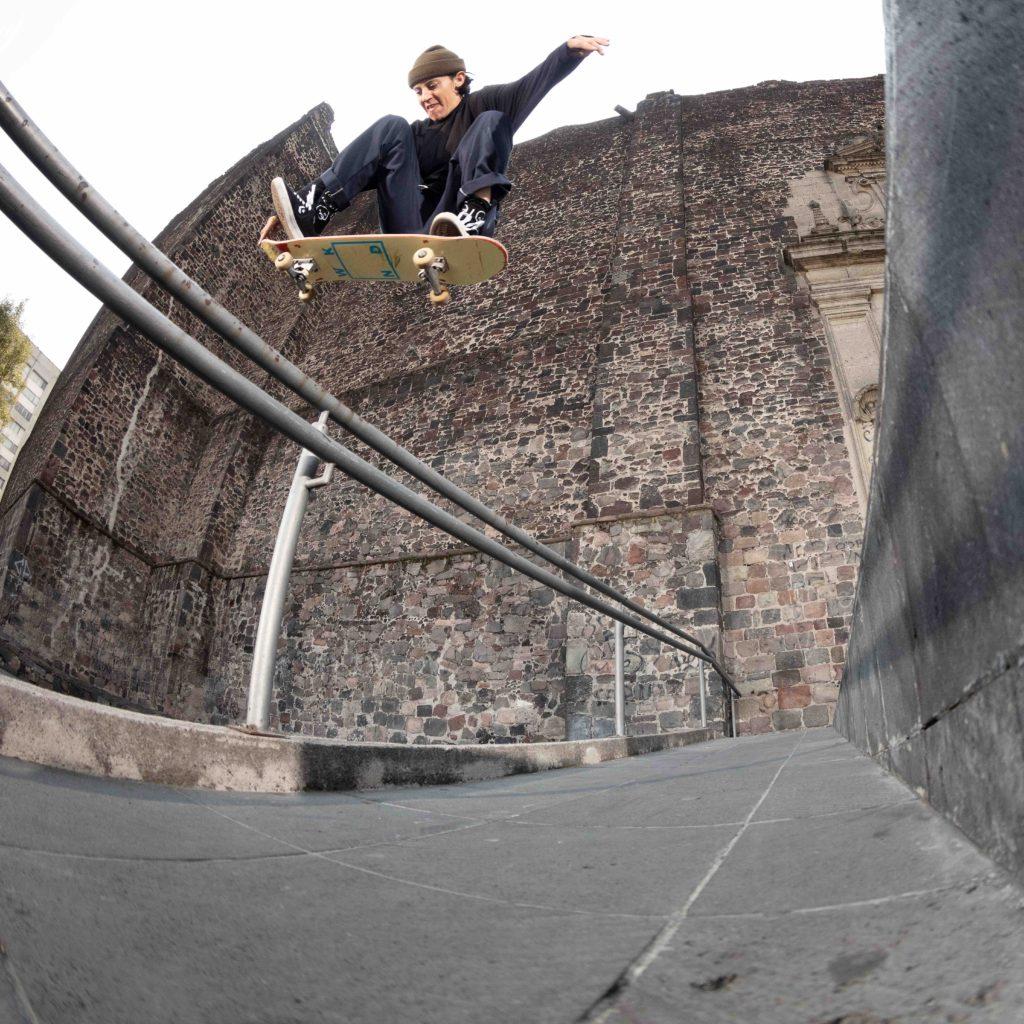 alexis sablone usa skateboarding
