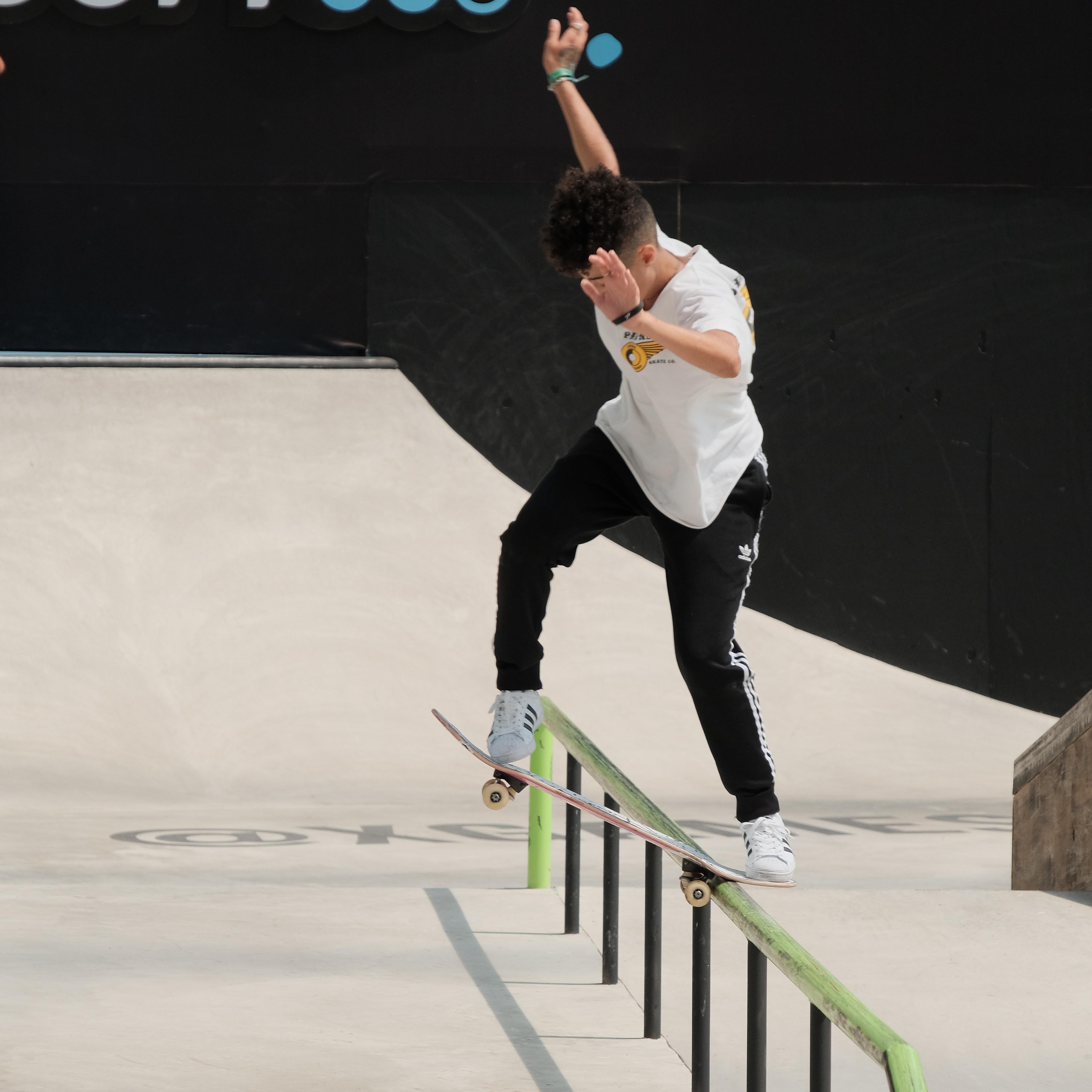 jenn soto usa skateboarding
