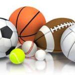 Image of sports balls