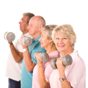 Elderly People Exercising - Real Wellness Corp - Health and Nutrition