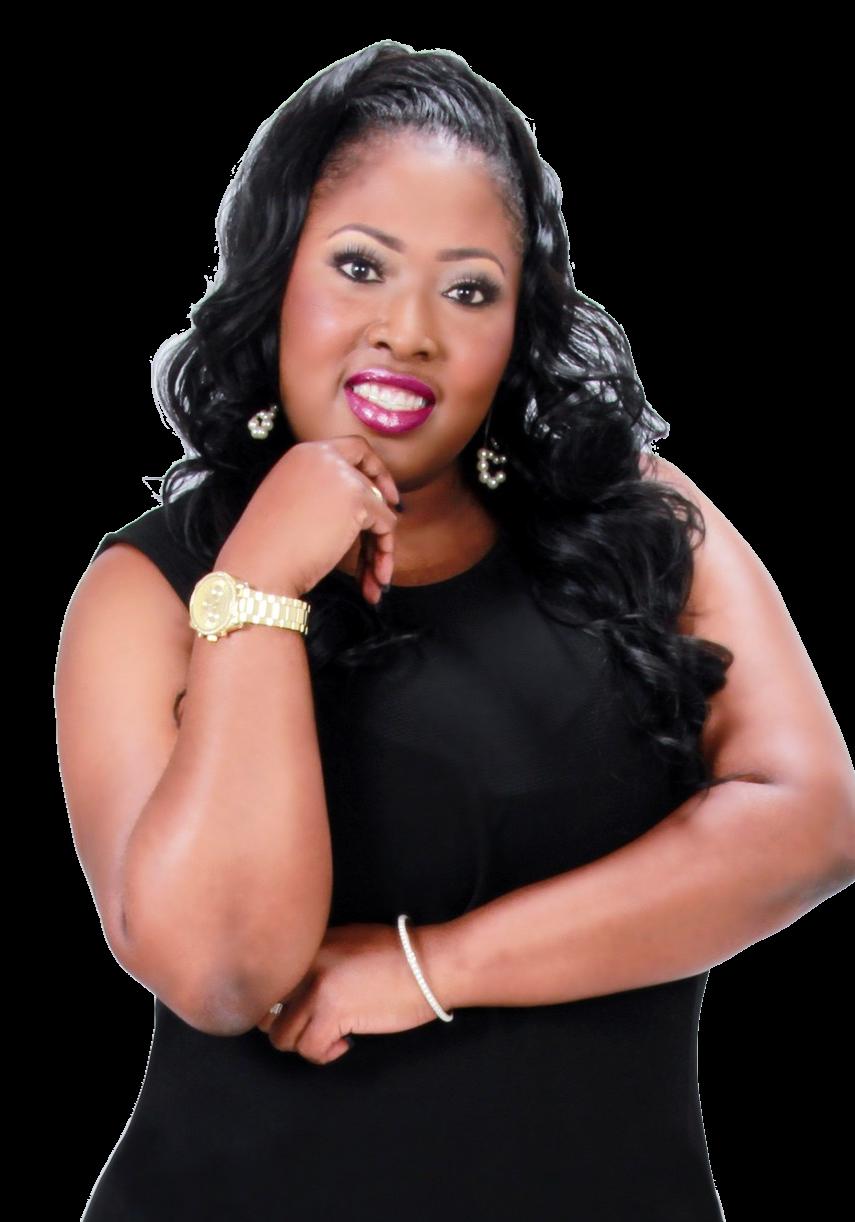 Andrella Pusha | Hampton , VA | Mindset Reset Experience | Nurse | Speaker | Strategist | Author |