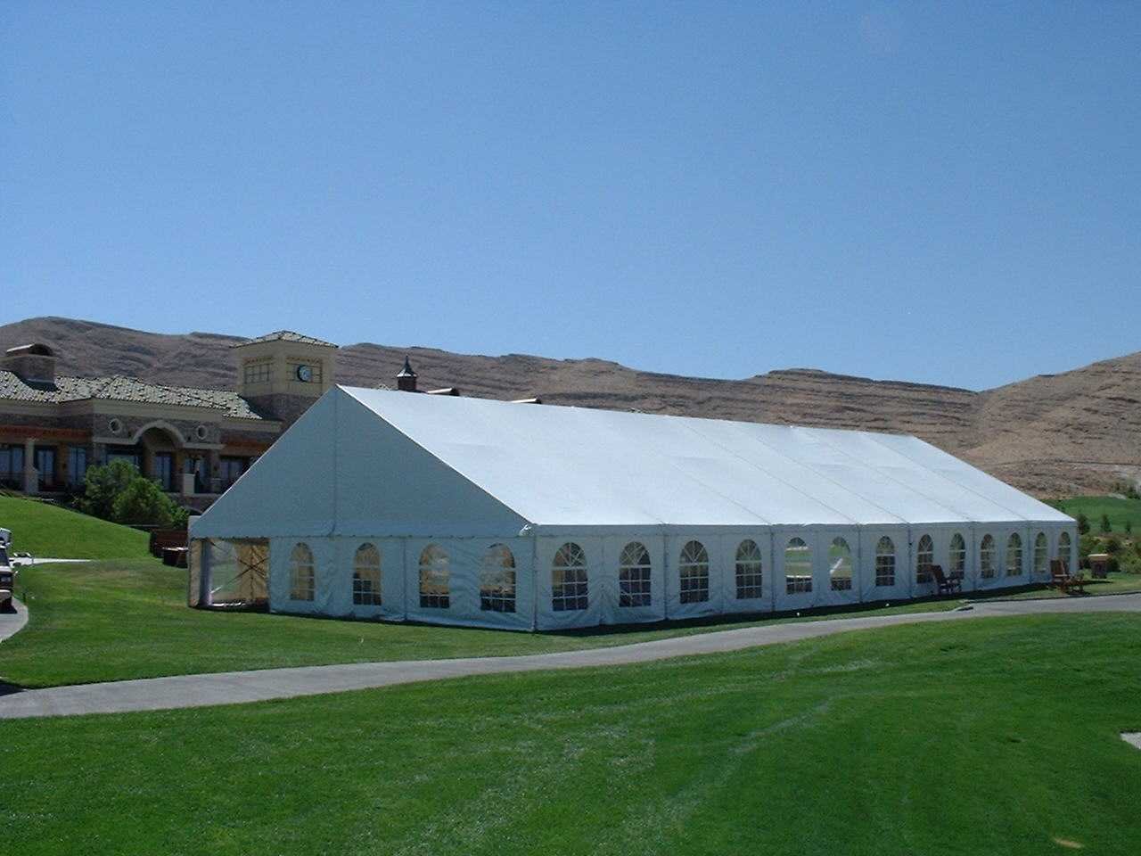 50'x100' Maxi II Tent, golf course