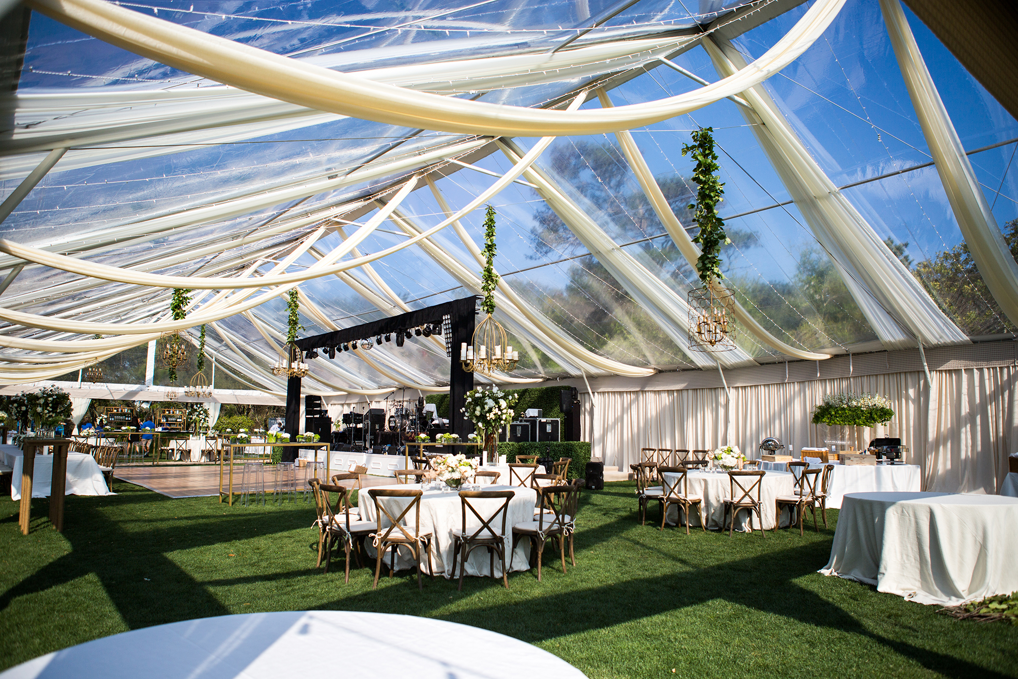 Olympic Tent