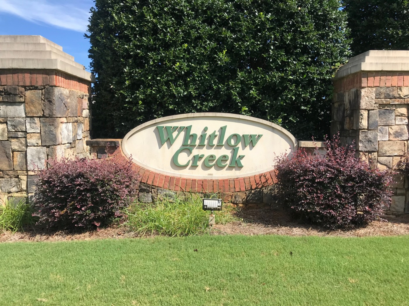 Homes for sale in Whitlow Creek