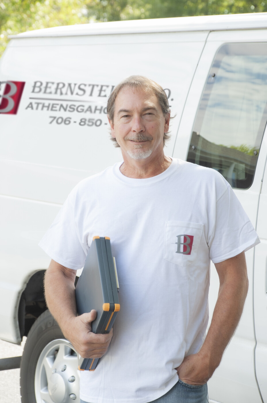 Bruce Moore, Home Improvement Specialist