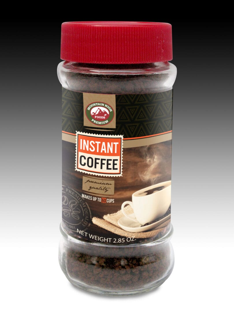 Instant coffee 285oz