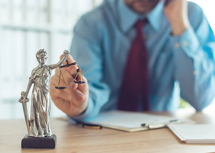 SEO Case-Study - Corporate Law Firm