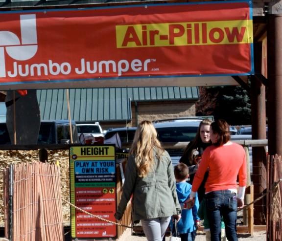 Inflatable Rides Walkthrough 1