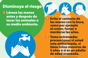 General Risk Sign (Spanish)
