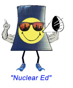Nuclear Ed Announces....