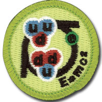Merit Badge of  Nuclear Science