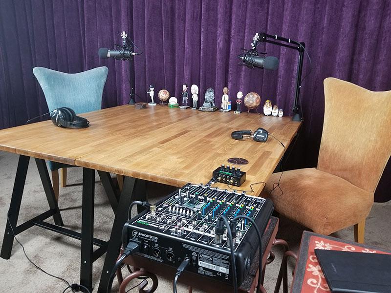 Getting the Studio Setup