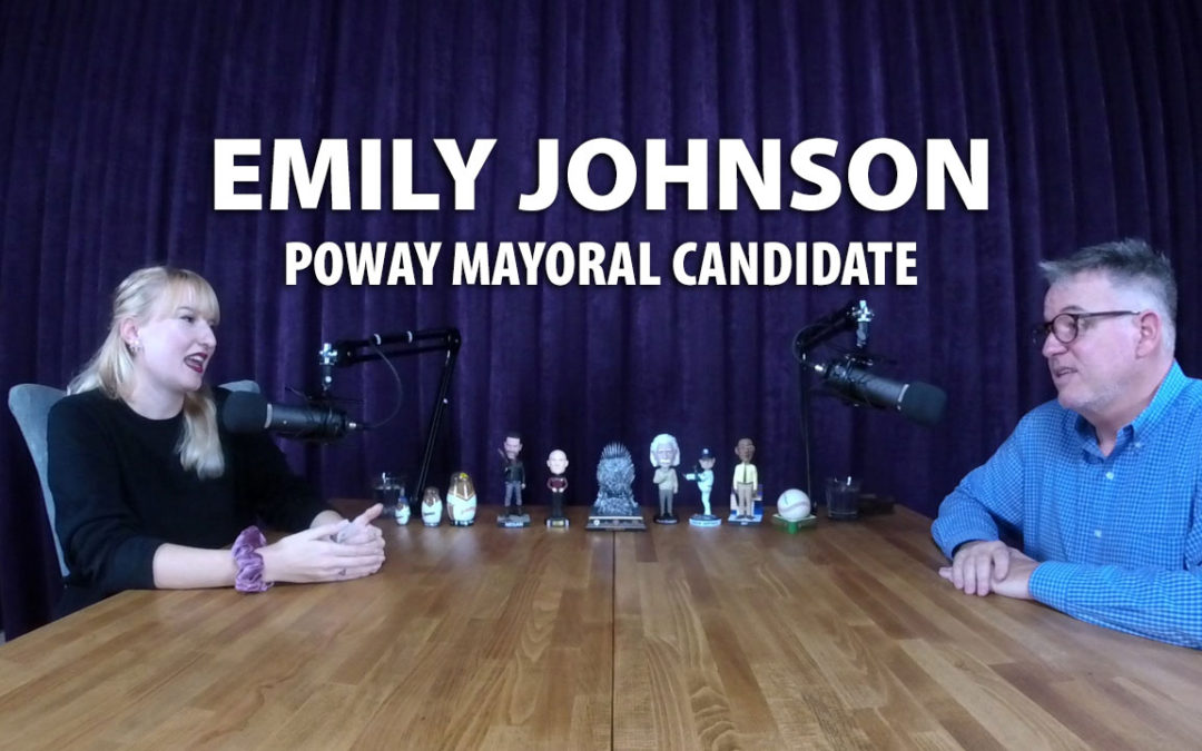 Emily Johnson was a candidate for Poway Mayor in 2018.