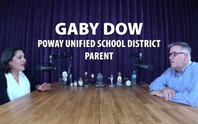 Gaby Dow, Poway Unified School District Parent JRP0011